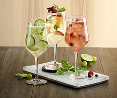 Muer Cocktail Image one